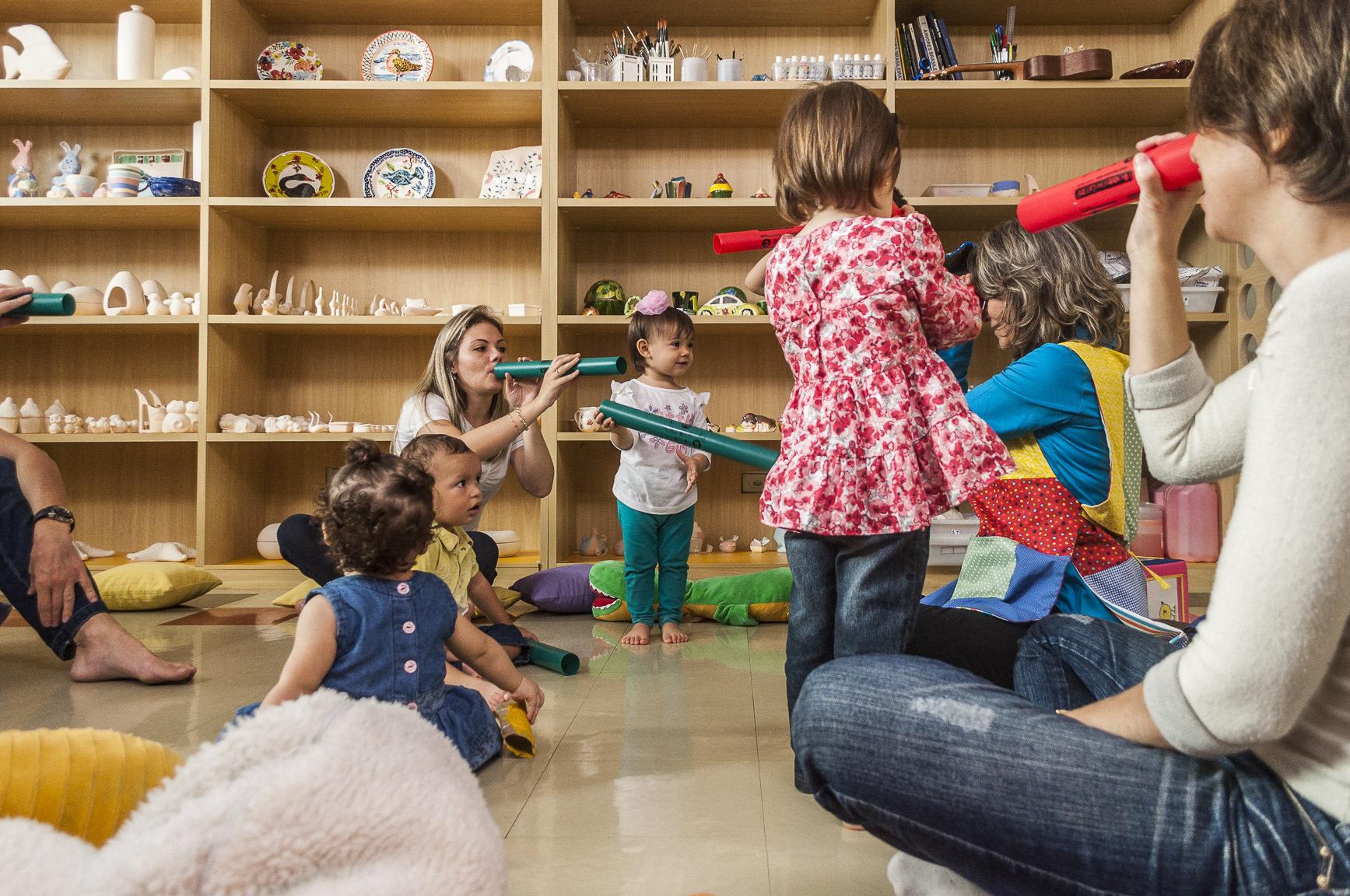 Crianças que brincam se tornam adultos saudáveis