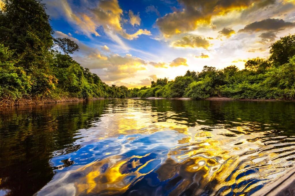 A viagem será por três dias pelo Rio Amazonas, de Paritins a Manaus