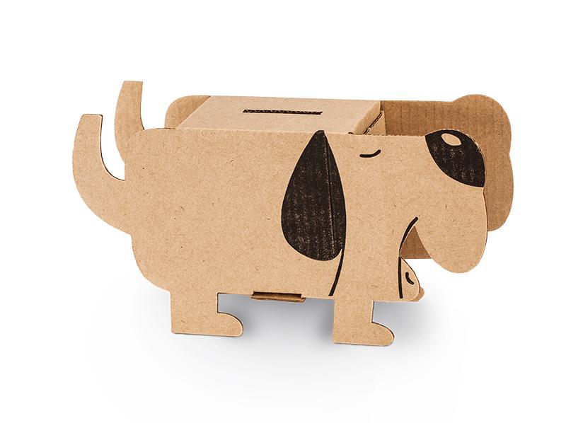 Favoritos Empresa gaúcha usa papelão para fazer móveis e brinquedos GF56