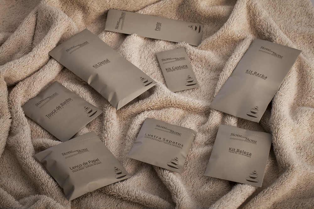 Embalagens sustentáveis para cosméticos