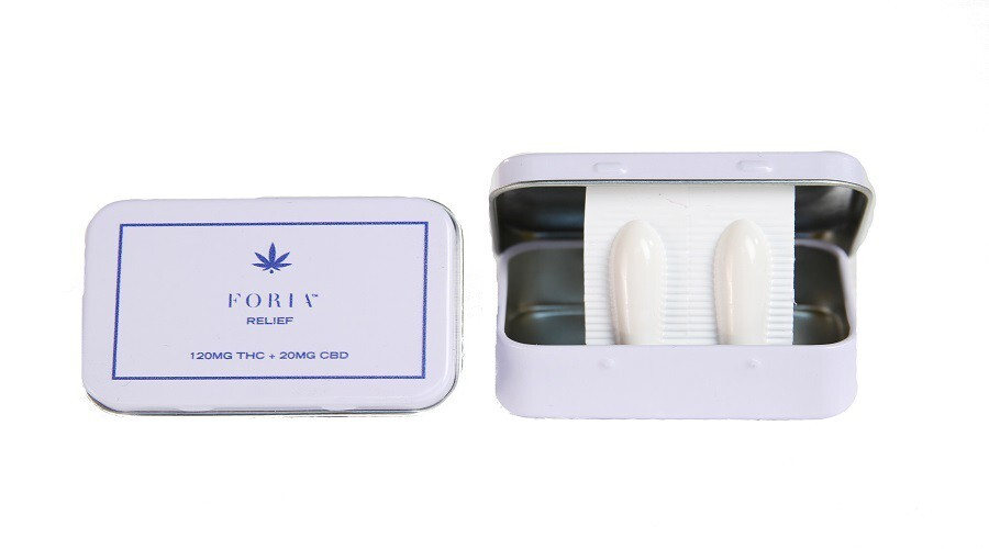 foria-suppository