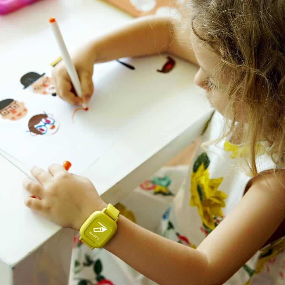 São 700 opções de ícones para lembrar aos pequenos que está na hora de realizar as atividades