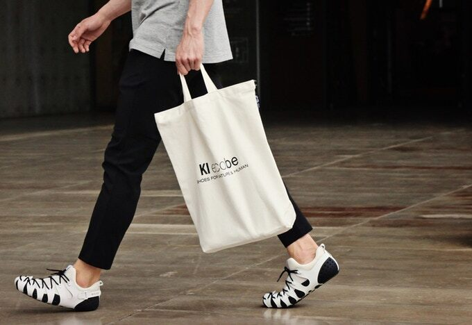 Monte e personalize seu próprio sapato ecológico