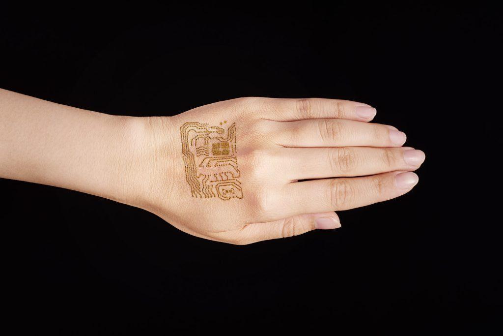 Conheça a tatuagem que monitora a sua saúde
