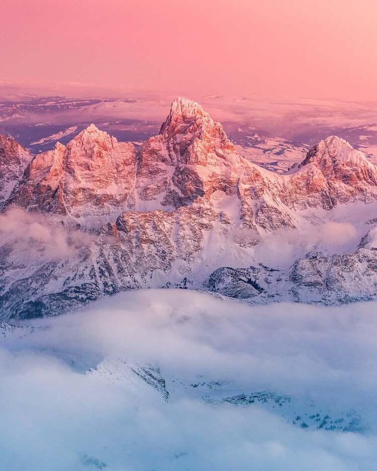 Imagem feita por um fotógrafo apaixonado por altitude
