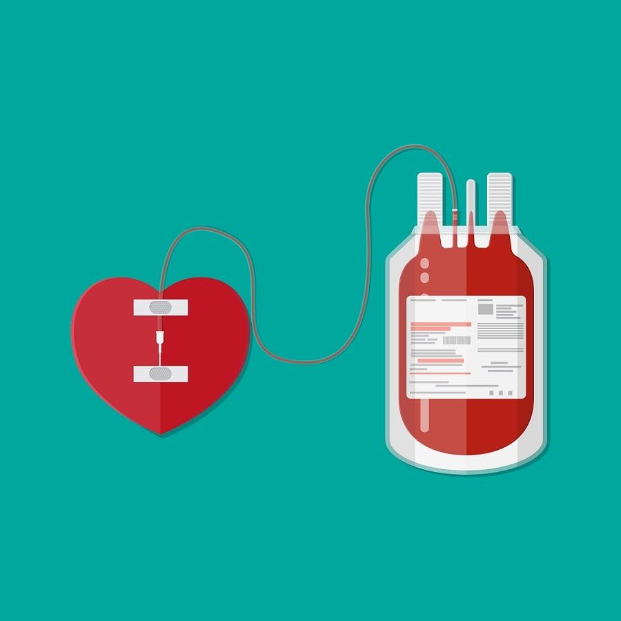 Sistema de Banco de Sangue no RJ avisa doador quando o sangue é utilizado