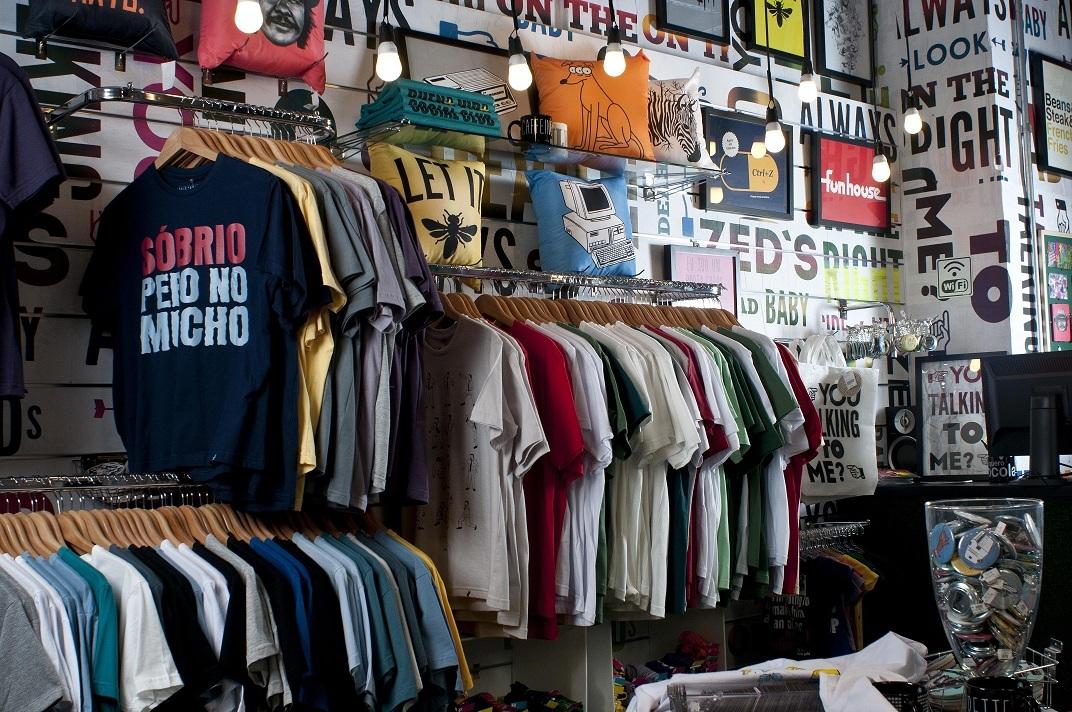 2a13d0b9dc886 As camisetas criativas do El Cabriton