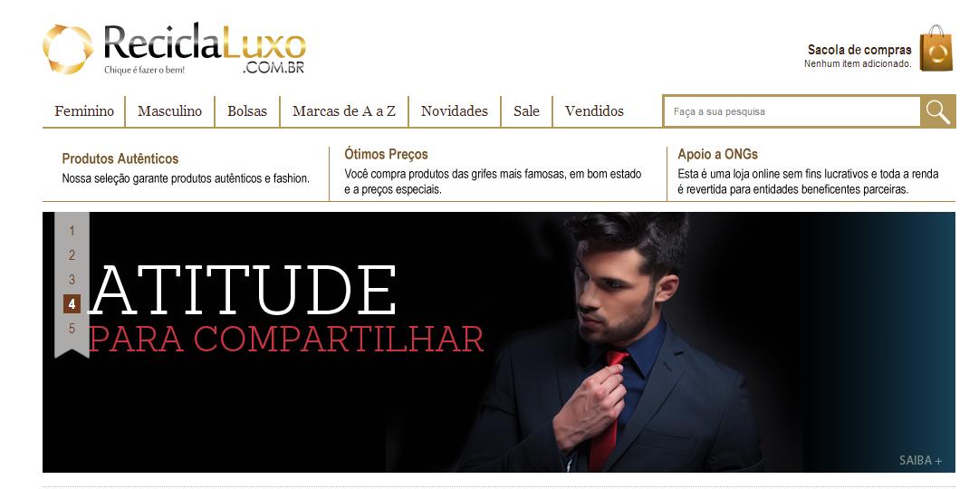 Brecho de luxo online dating 2