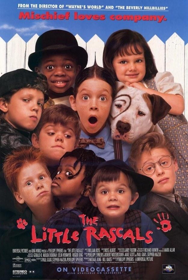 20 anos depois elenco de �os batutinhas� recria cartaz do