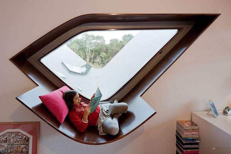 Uma janela adaptada para leitura