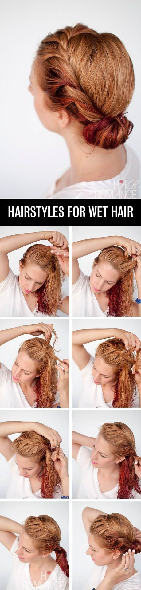 20 Penteados Que Você Pode Fazer Em Menos De 5 Minutos