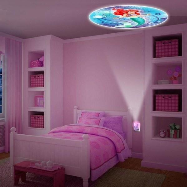 Posh Bedrooms For Girls Disney Princess Bedroom Accessories Bedroom Sets At Value City Bedroom Sets With Platform Beds: Ideias Para Criar Um Quarto Das Princesas Da Disney