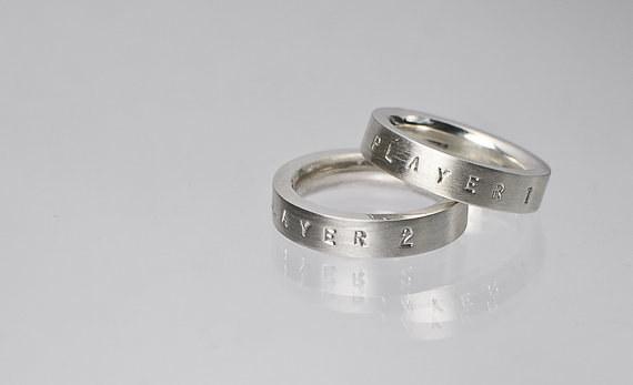 anéis de casamento geek (10)