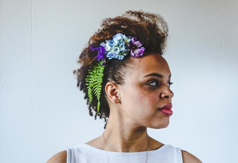 penteado floral afro (1)