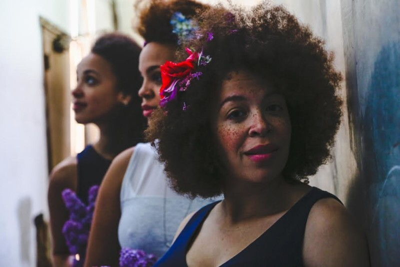 penteado floral afro (5)