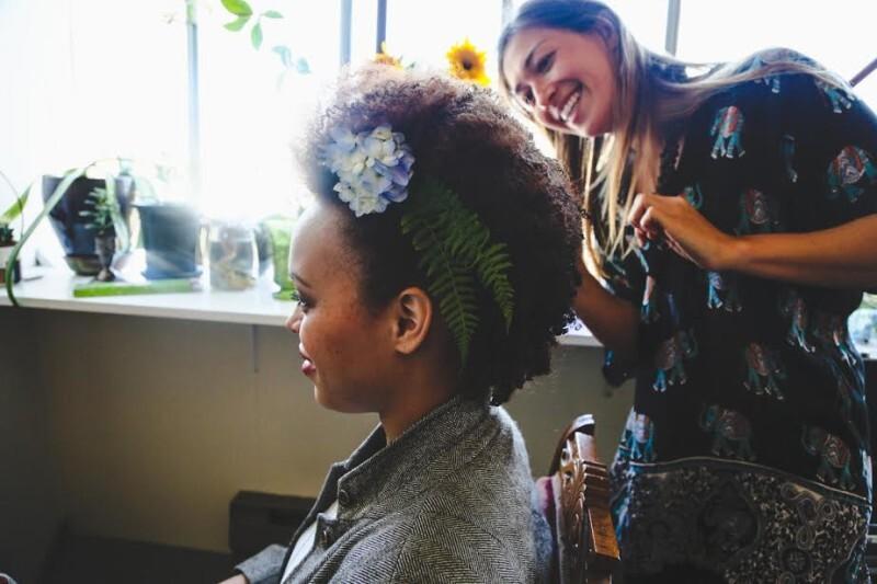 penteado floral afro (7)