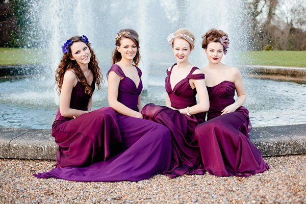 shades-of-purple-orchid-wedding-bridesmaid-dresses-2014