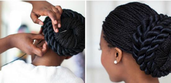 29 Penteados Para Noivas Com Cabelos Crespos Ou Afros