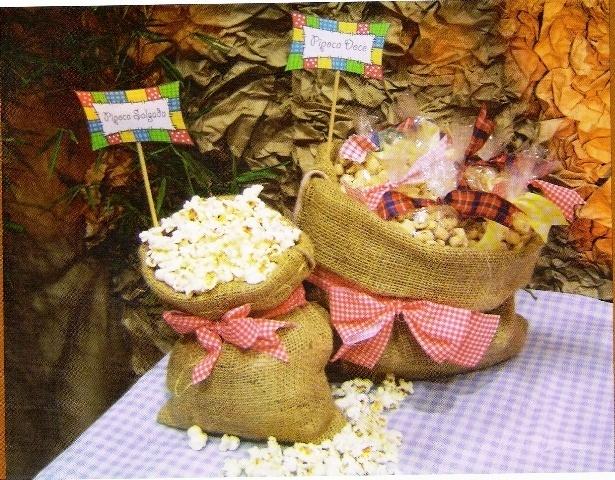 decoracao festa rustica:Faça você mesmo: 50 ideias de decoração para Festa Junina