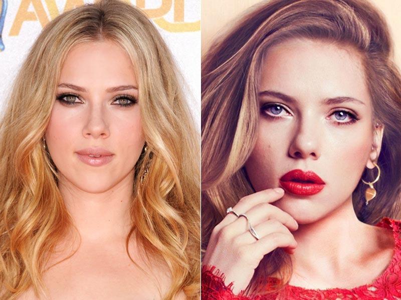 Imagem: Reprodução / Scarlett Johansson