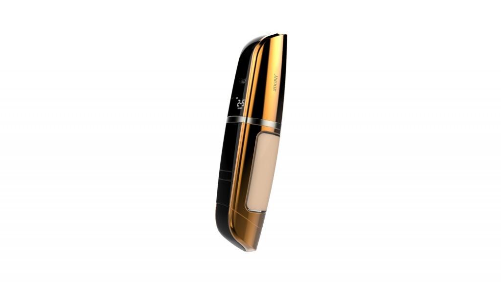A caneta Adorn, que cria base líquida sob demanda