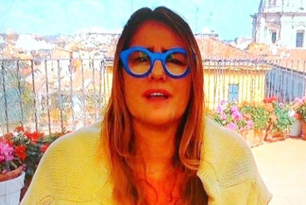 Óculos fashionistas de Ilze Scamparini para você se inspirar febc888da86