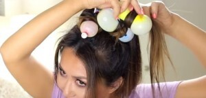 balloon-hair