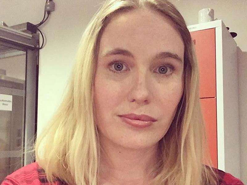 Samantha Mawdsley se vingou de um jeito criativo após receber fotos de pênis