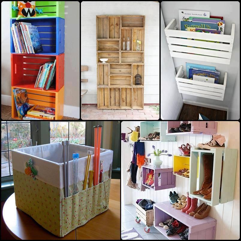 Loja De Artesanato Zona Sul ~ Siga em frente! armário de caixote de feira
