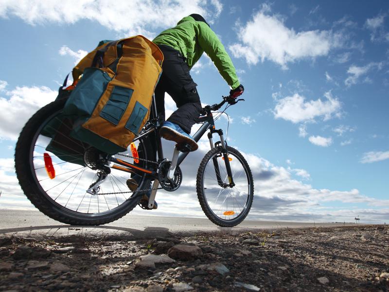 Hostel concede hospedagem grátis a quem viaja de bicicleta ...