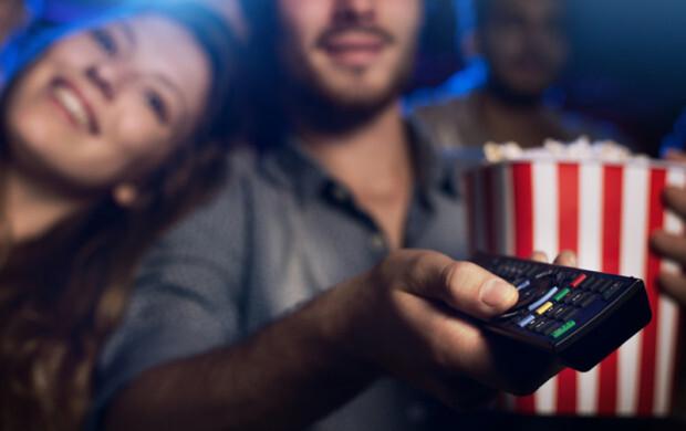 Há diversos serviços de VOD (view on demand) disponíveis no mercado